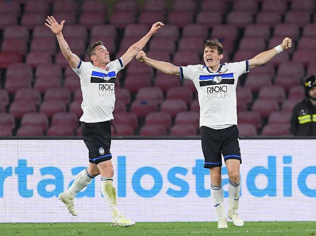 Klasemen Liga Italia: Atalanta Ramaikan Persaingan ke Empat Besar