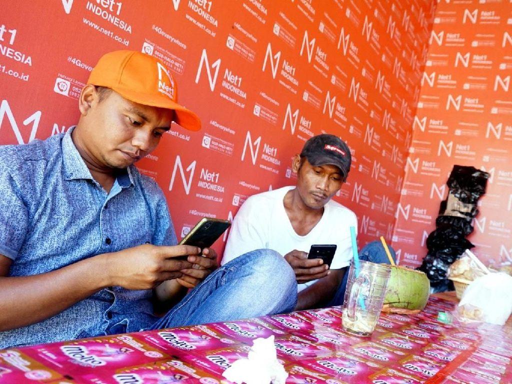 Internet, Tipuan, dan Parade Kesan