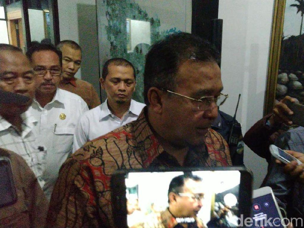 Video: Wali Kota Tasikmalaya Budi Budiman Jadi Tersangka Suap!