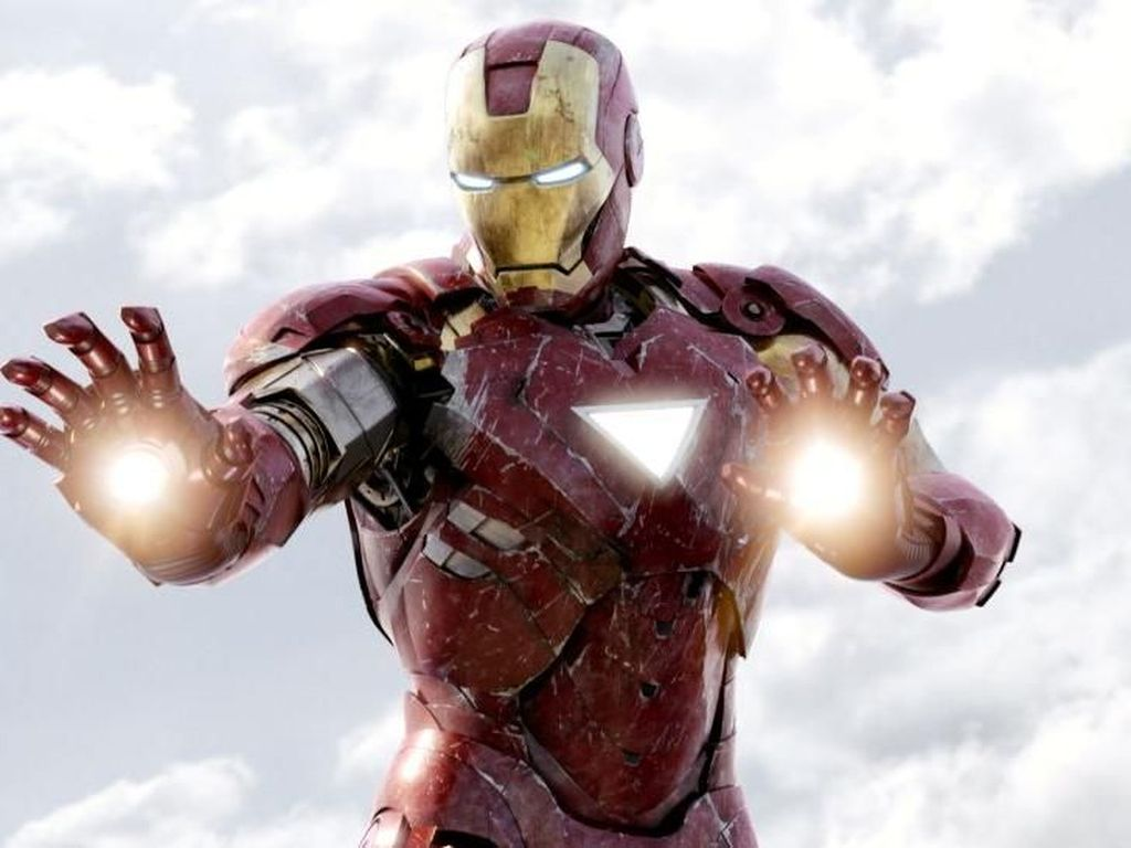 Cocoklogi I Love You 3000 Iron Man