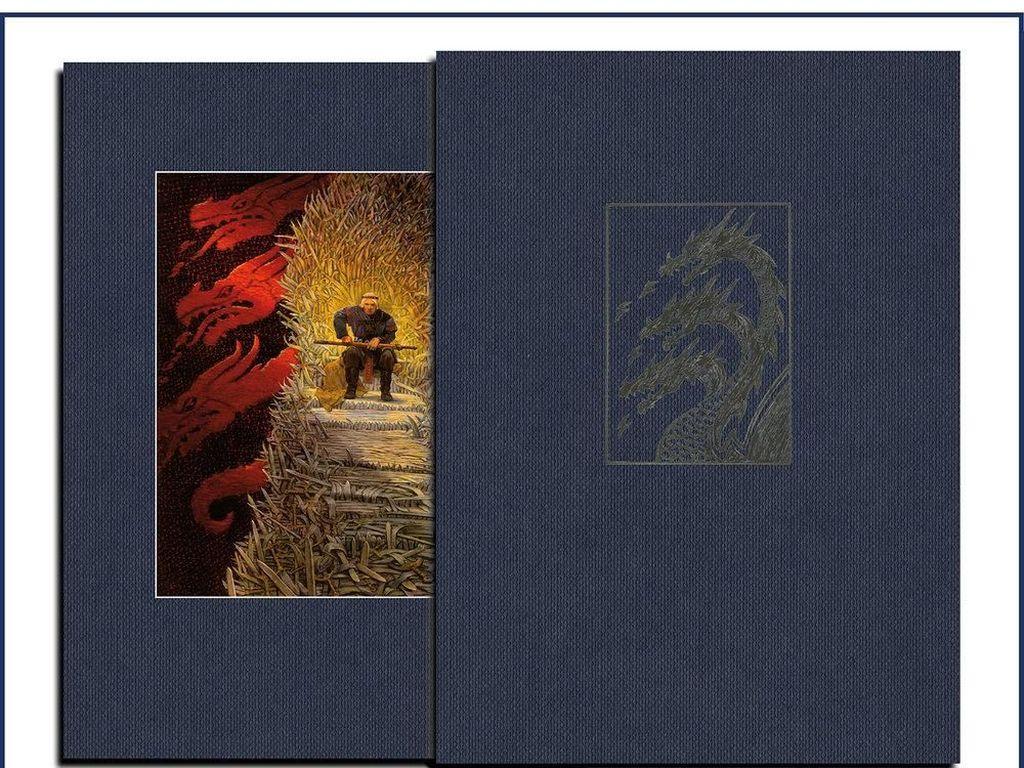 Menyusul Musim ke-8 Game of Thrones, Buku Seninya Kini Dijual Rp 705 Ribu