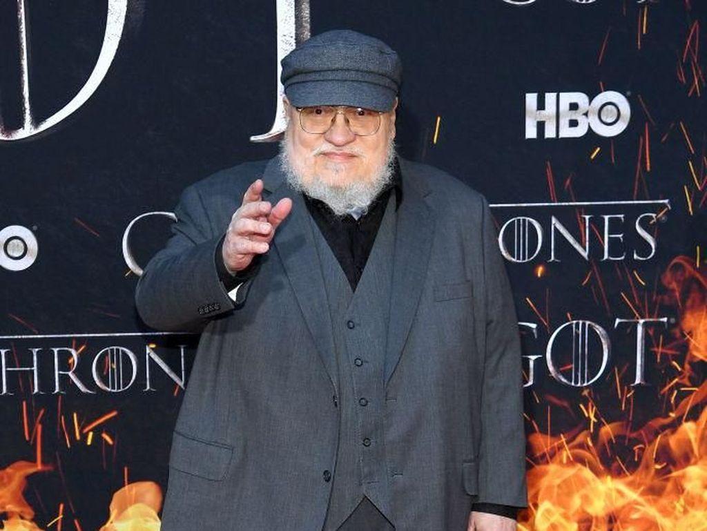 George RR Martin Sambut Prekuel Game of Thrones