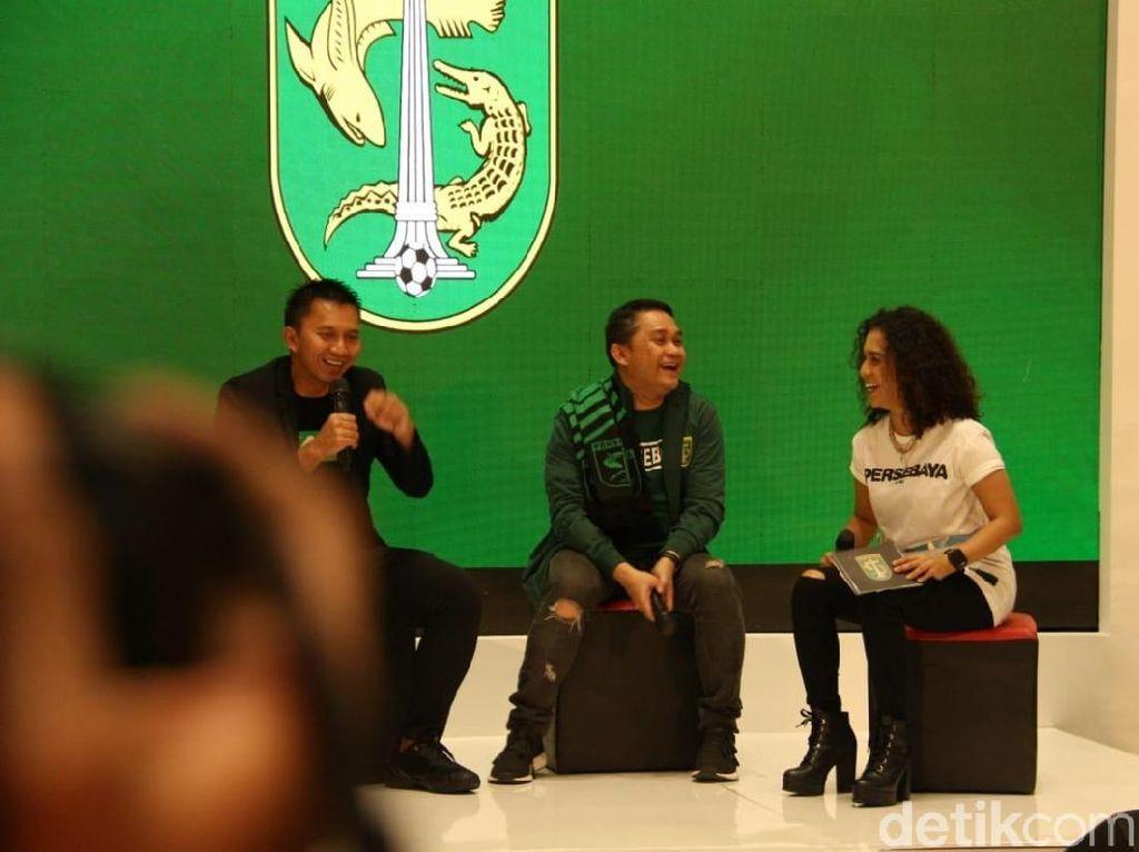 Persebaya akan Pakai Jersey Baru Buatan Desainer Surabaya