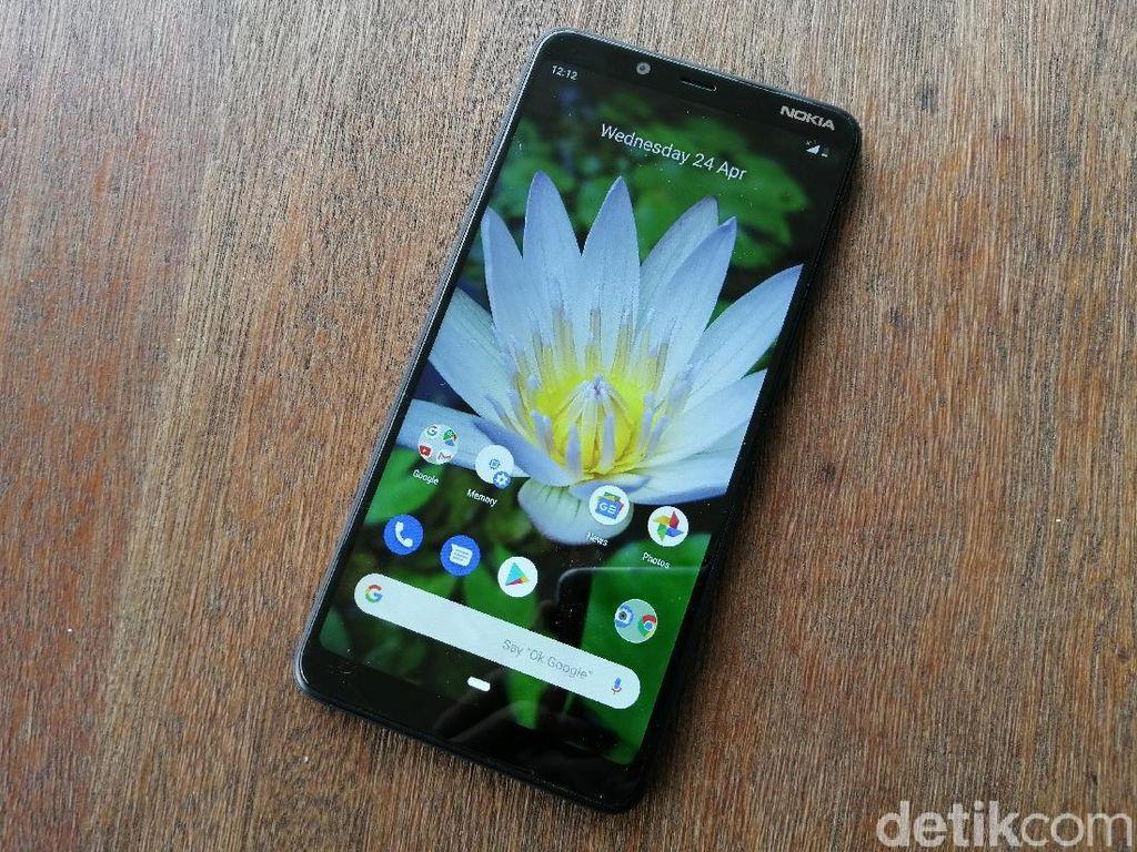 Nokia 3.1 Plus, Baterai Awet buat Kamu yang Produktif