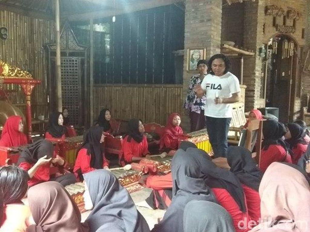 Yang Baru Dekat Borobudur, Kampoeng Dolanan Nusantara