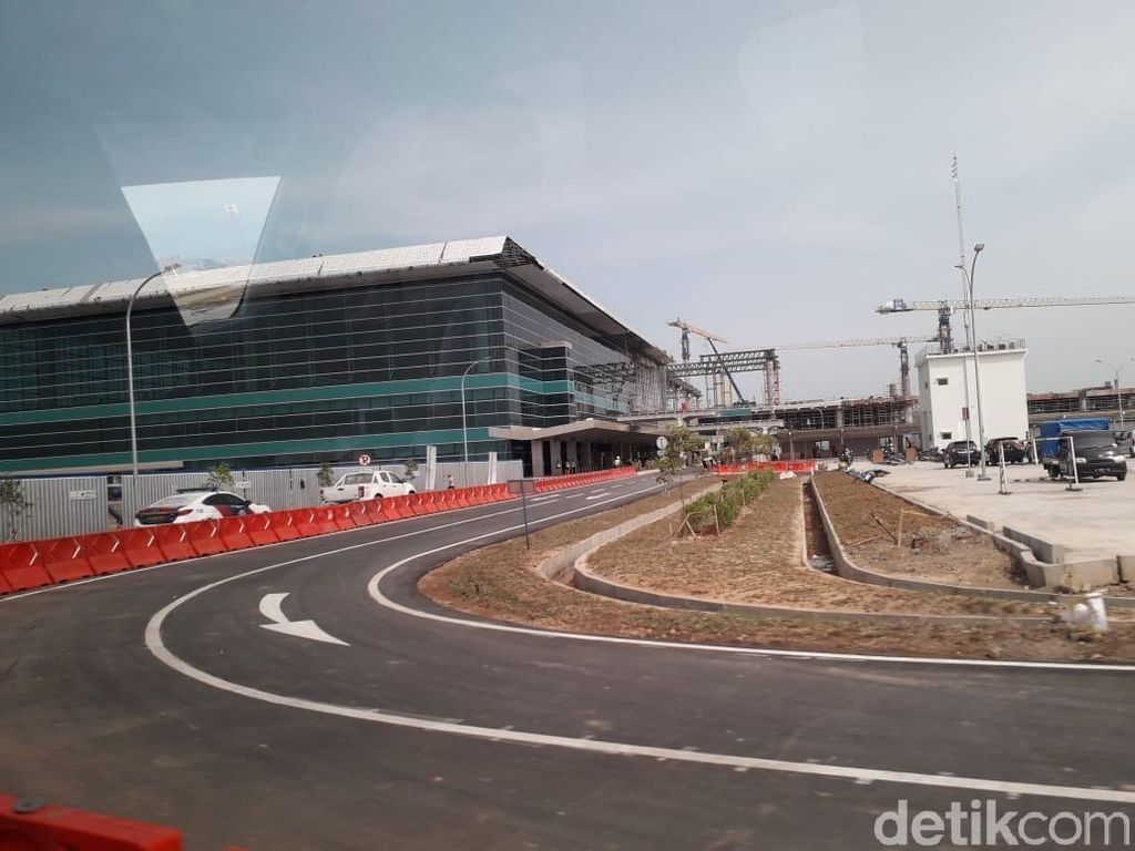 AP I Sebut Bangunan Bandara Kulon Progo Didesain Tahan Gempa