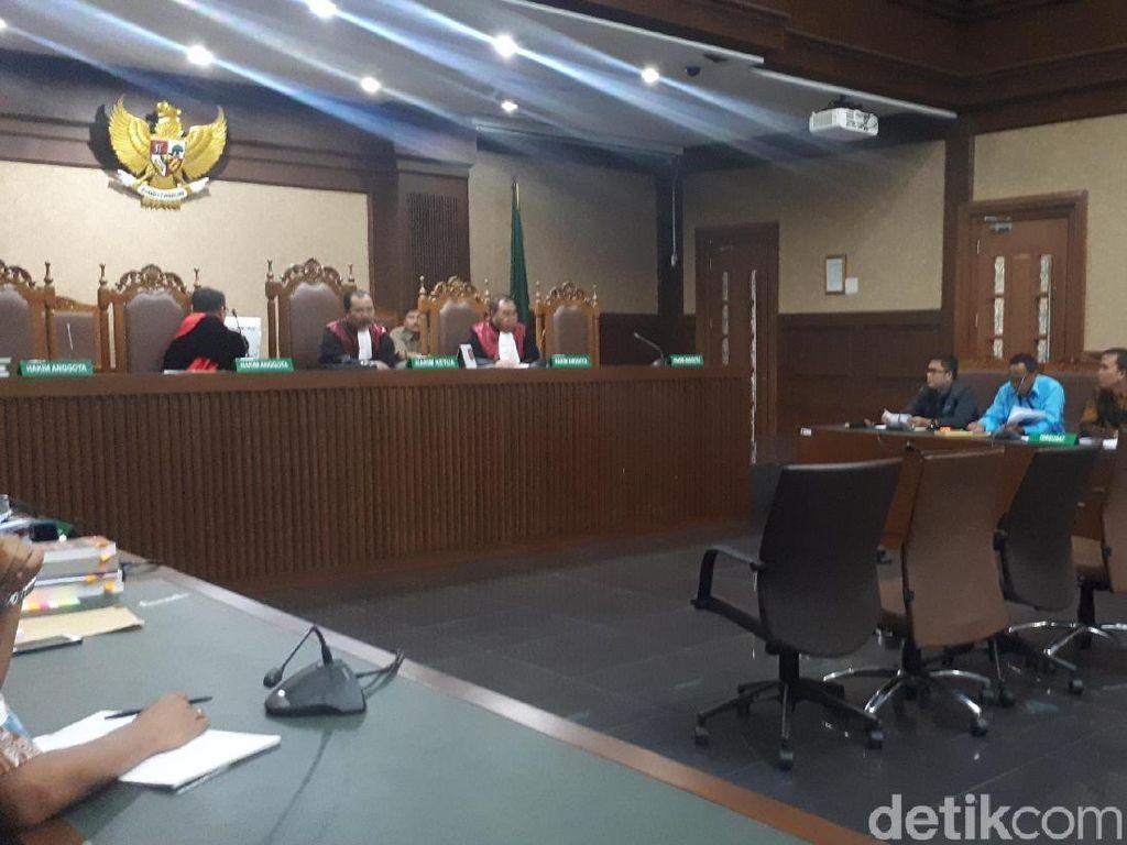 Jaksa KPK Minta PK Kedua yang Diajukan OC Kaligis Ditolak