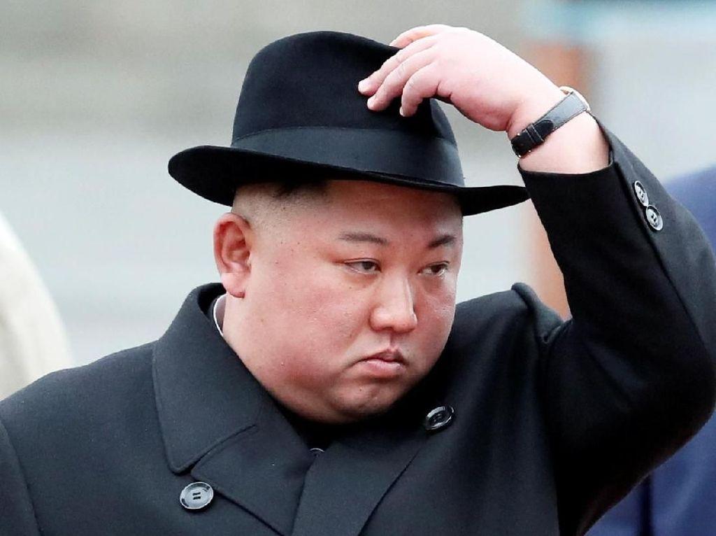 Kim Jong Un Kirim Pesan ke China soal Corona, Apa Isinya?