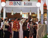 Perluas Pasar, 10 Pengusaha RKB Binaan BNI Diajak ke Inacraft 2019