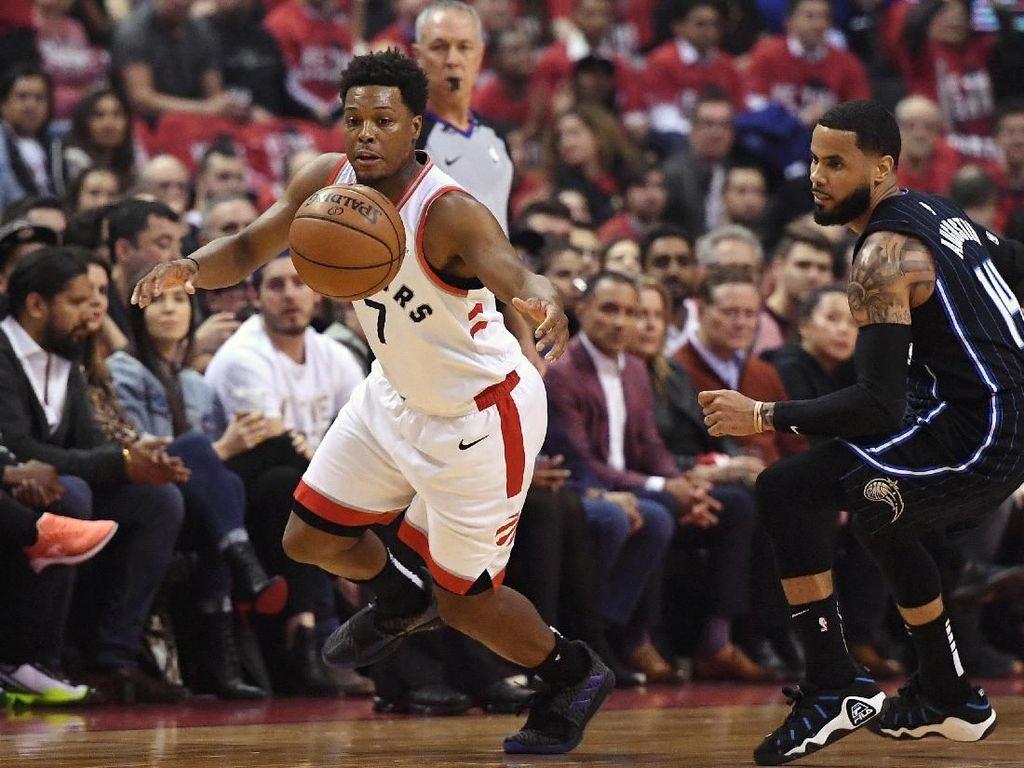 Raptors, Sixers, dan Blazers Melaju ke Semifinal Playoff NBA