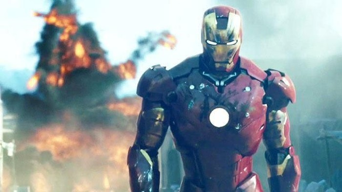 Iron Man. Foto: Istimewa