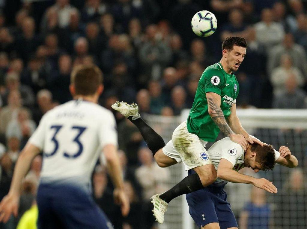 Tottenham Vs Brighton: Spurs Sempurna di Stadion Baru