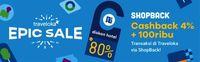 Pesan Hotel di Traveloka Lewat ShopBack, Dapat Uang Rp 100.000!