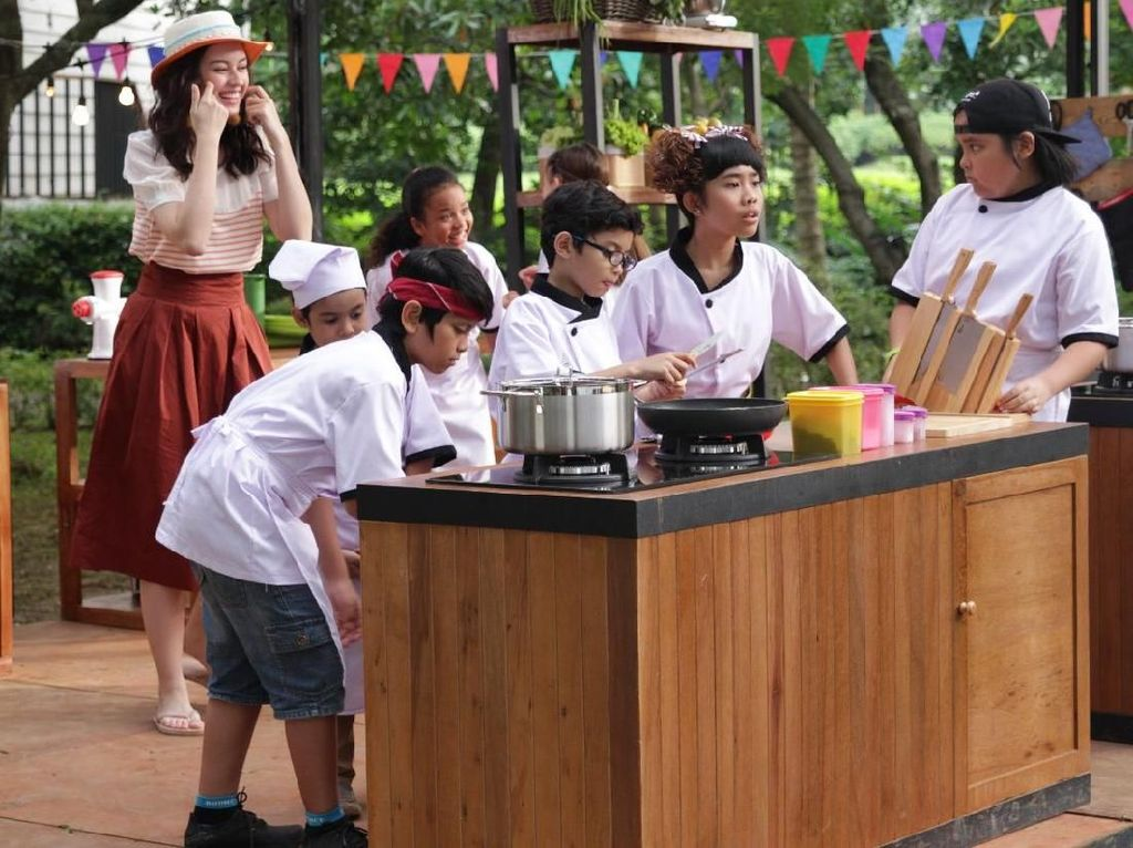 Koki Koki Cilik 2, Film Menghibur dan Cocok untuk Anak-anak