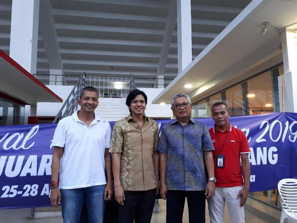 Atlet-Atlet Renang Indonesia Berburu Tiket Olimpiade di Festival Akuatik 2019