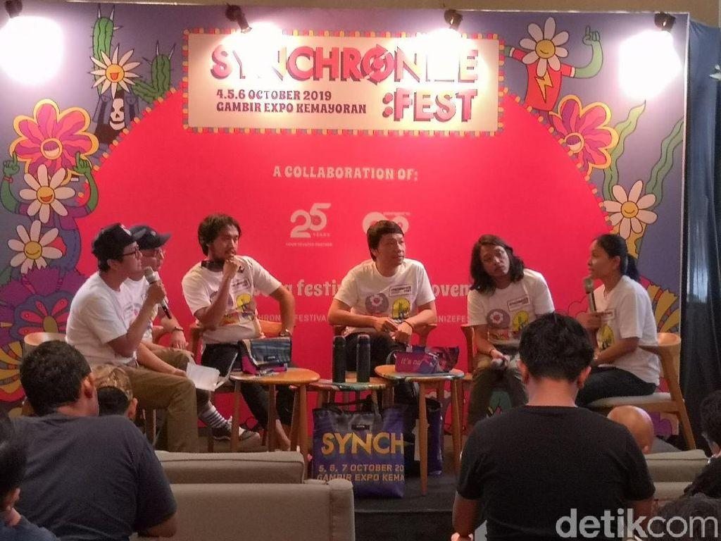 Synchronize Fest 2019 Umumkan Line Up Fase Kedua