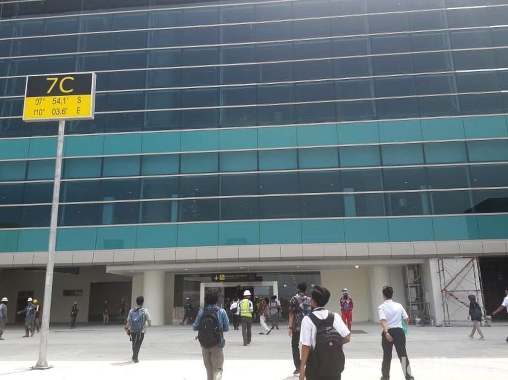 Konstruksi Baru 65%, Bandara Kulon Progo Diterbangi 2 Maskapai