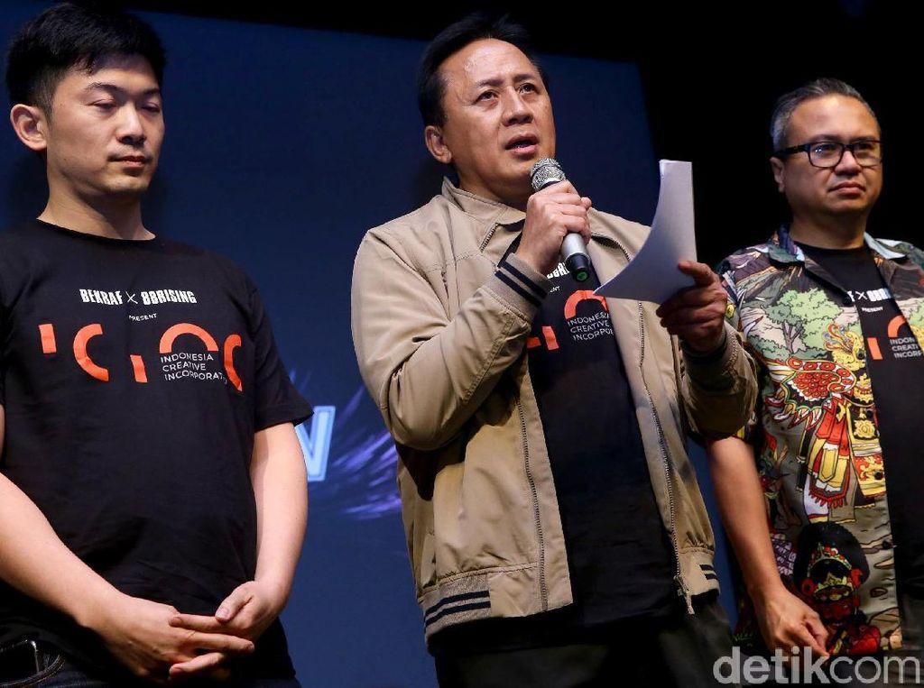 Bekraf dan 88rising Dorong Musisi Indonesia Go International