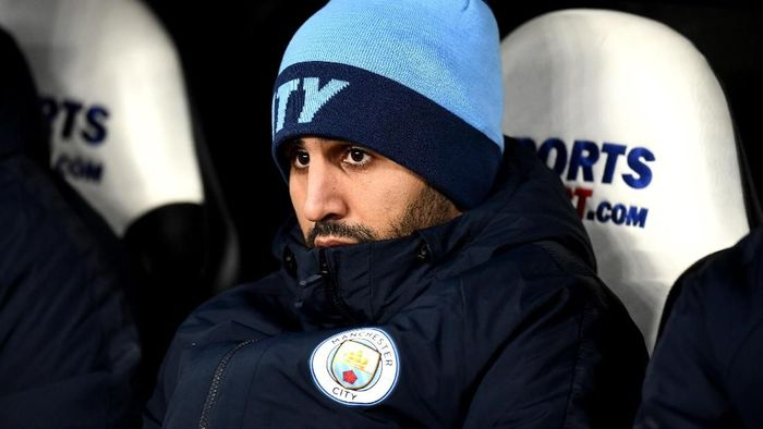 Riyad Mahrez ingin meninggalkan Manchester City? (Foto: Michael Regan / Getty Images)