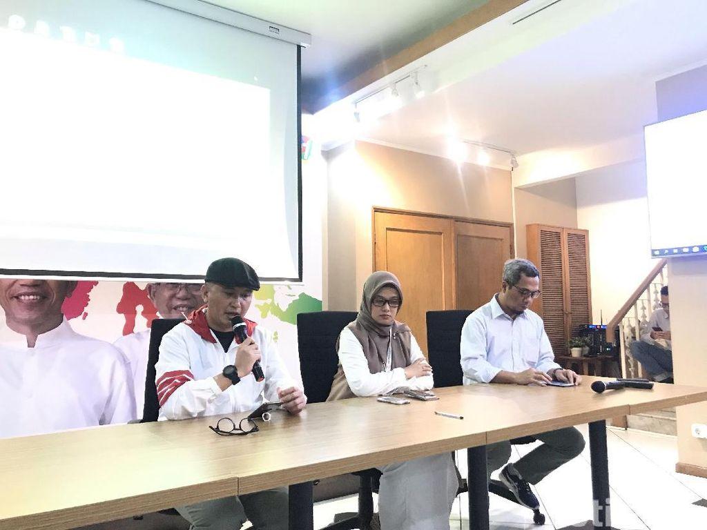 TKN Pamer Real Count Jokowi-Maruf Menang Telak di DIY dan Bali