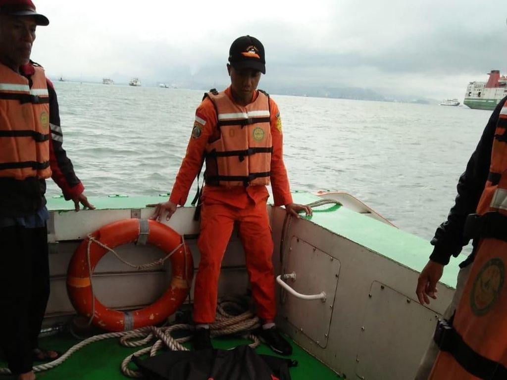 ABK Korban Tabrakan 2 Kapal di Merak Ditemukan Tewas