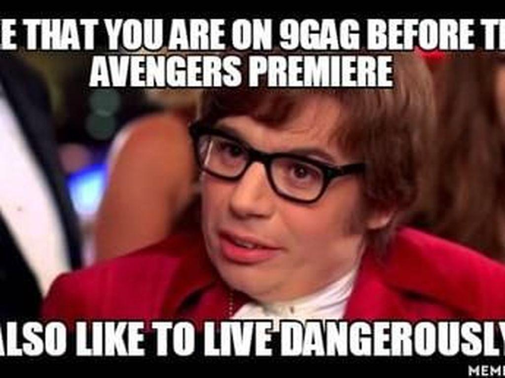 Sedih usai Nonton Avengers: Endgame? Psikolog Sarankan Lihat Meme Lucu