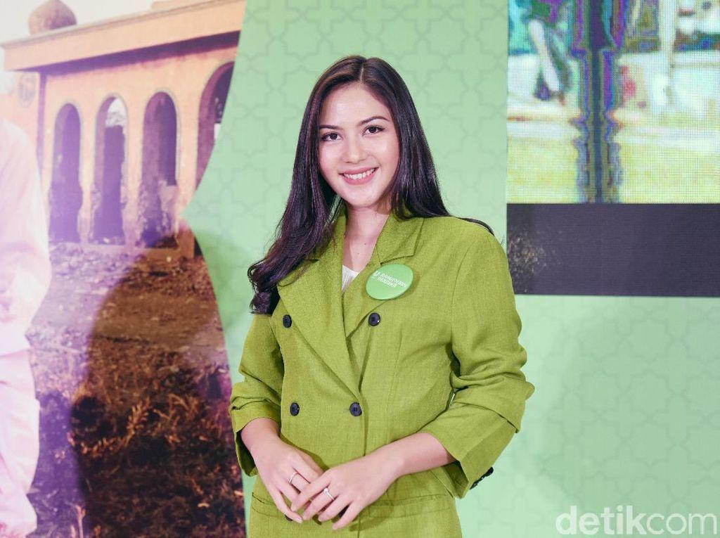 Disebut Cocok, Jessica Mila Tegaskan Hanya Berteman dengan Al Ghazali