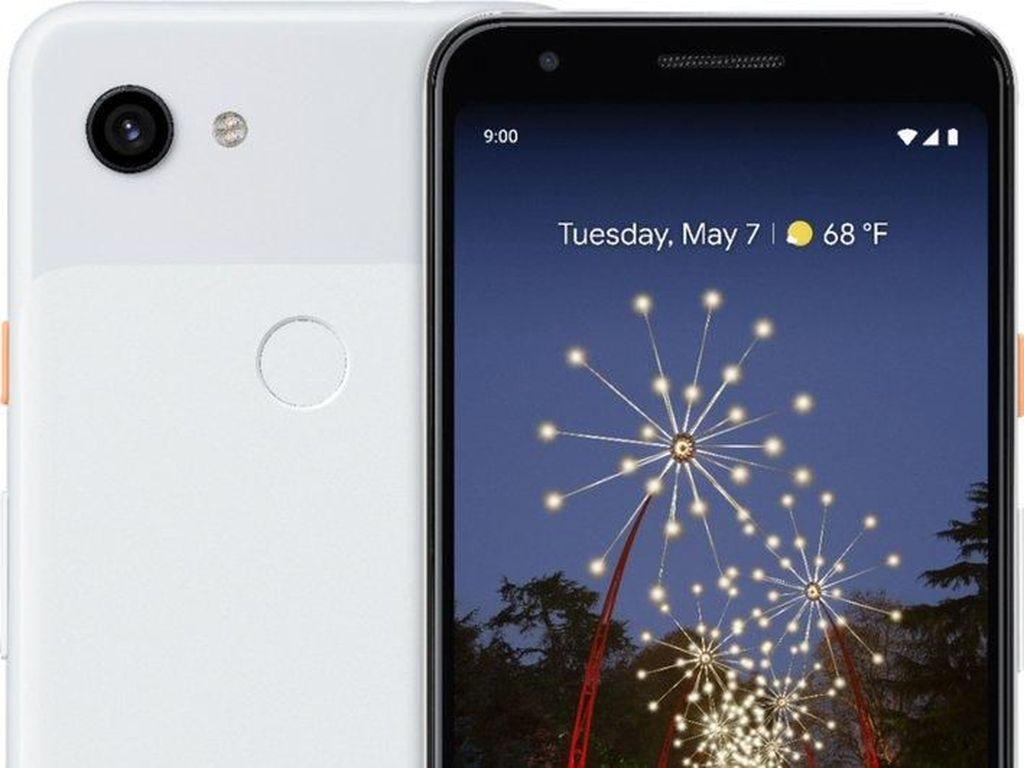 Inikah Wujud Nyata Google Pixel 3a?