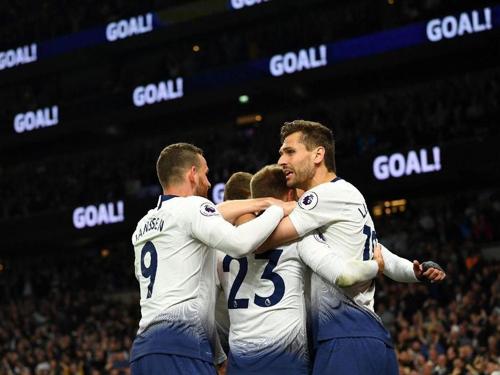Karena Tottenham Pantang Menyerah