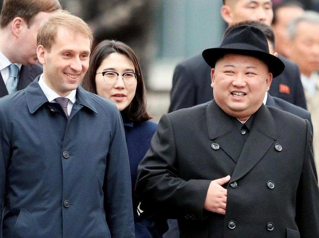 Hubungan dengan AS Dingin, Kim Jong Un Merapat ke Putin