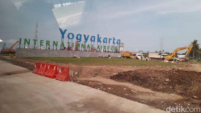 Bandara Internasional Yogyakarta/Foto: Ristu Hanafi