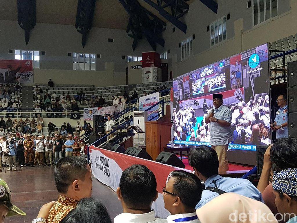 Djoko Santoso: Prabowo Menolak Semua Utusan