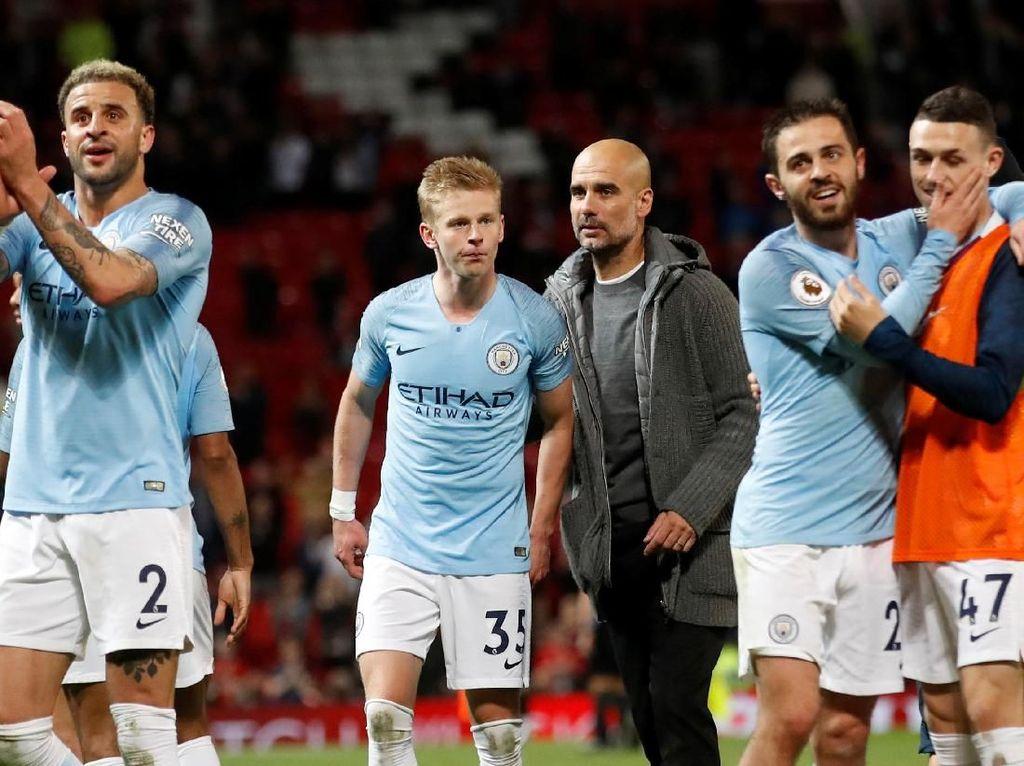 Guardiola: Juara atau Dibully
