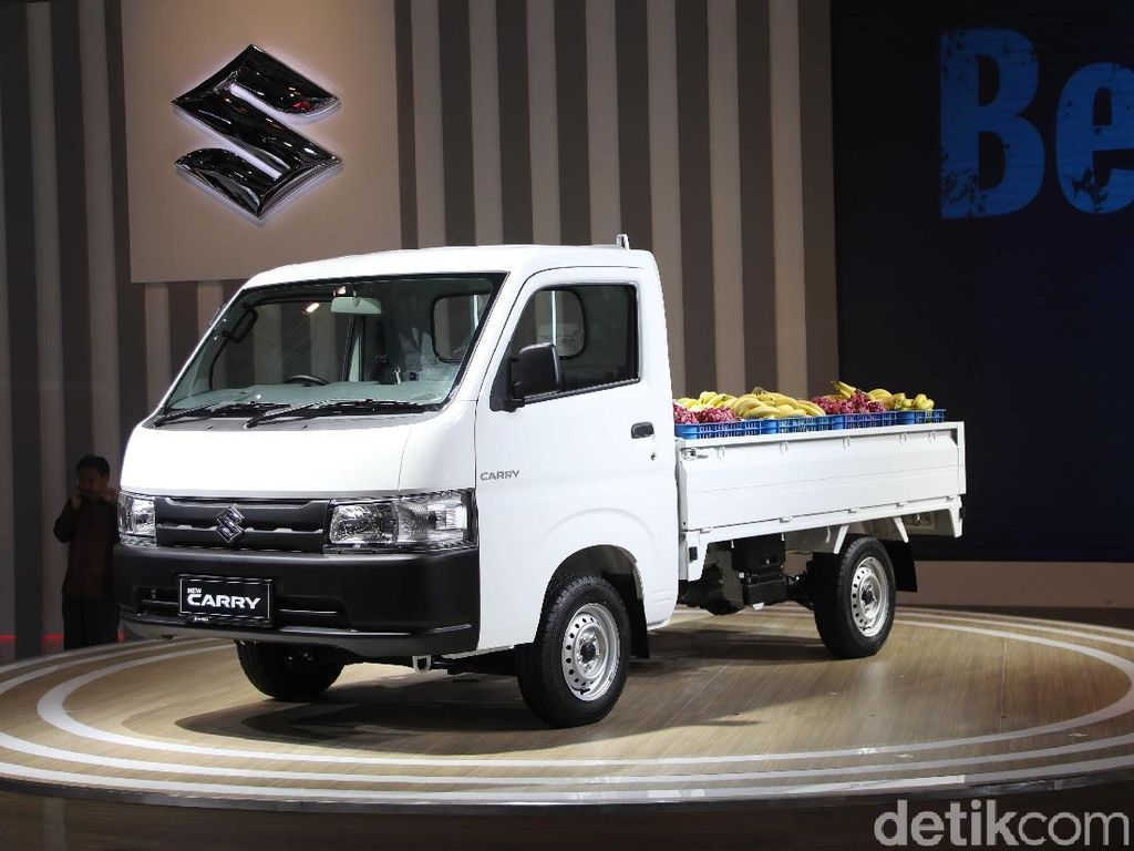 Hore! Beli Suzuki Carry Langsung Gratis Nex II