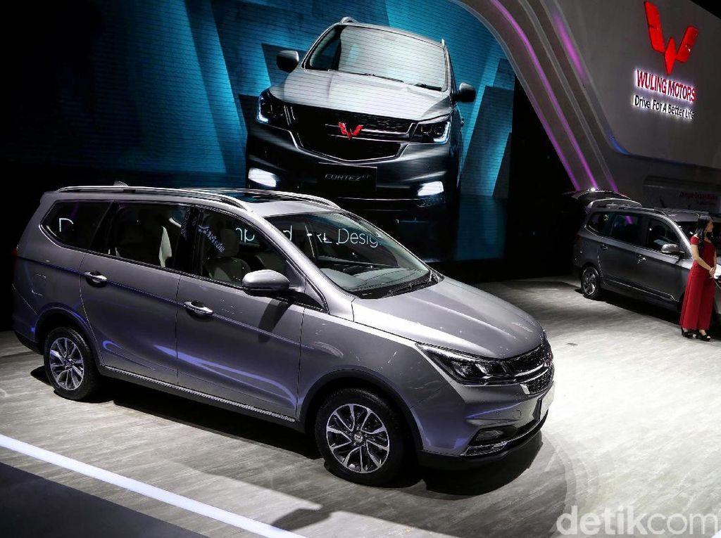Tak Terpengaruh Corona, Mobil China Eksis di Pameran Otomotif RI