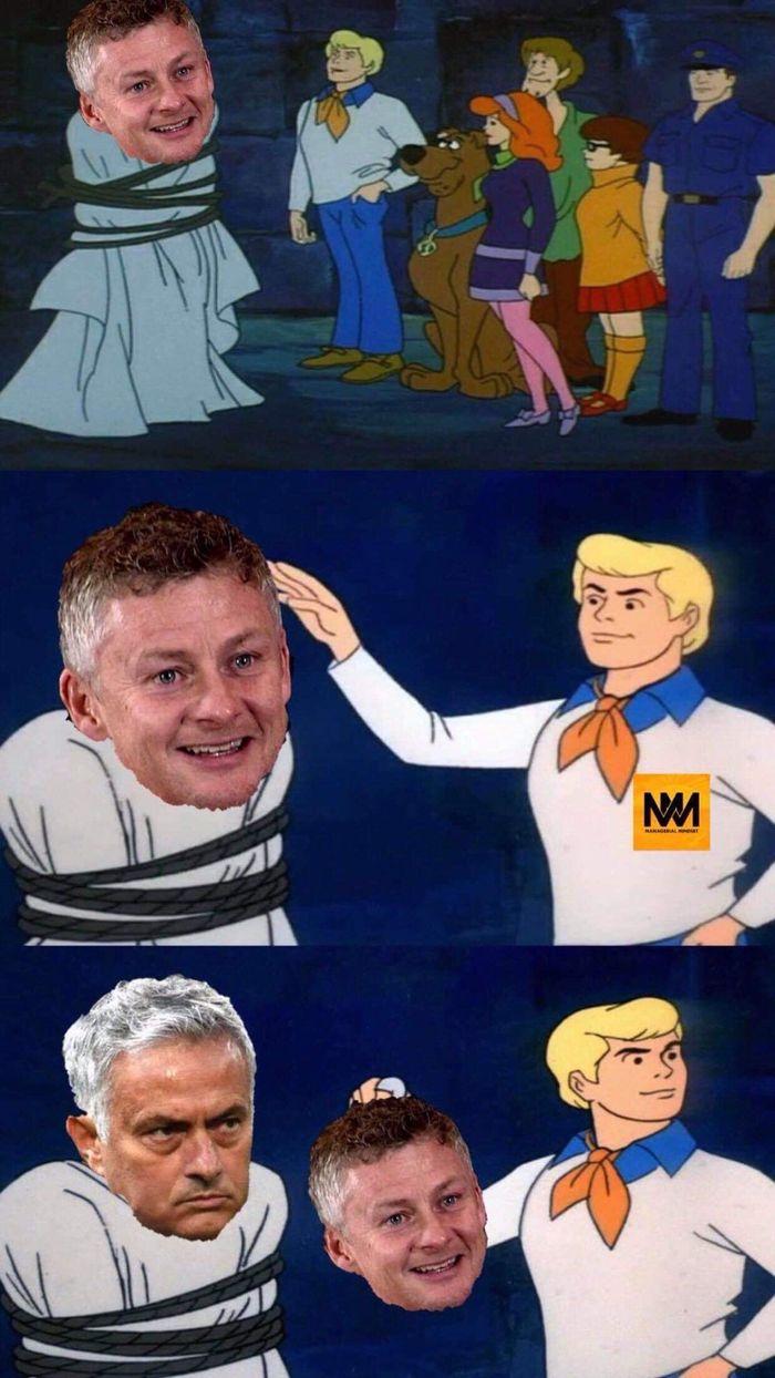 Meme Meme Menggelikan MU Kalah Dari City