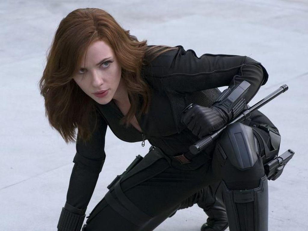 Scarlett Johansson Dilatih Bak Atlet untuk Perannya di Avengers: Endgame