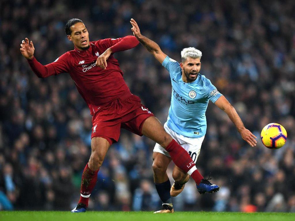 Liverpool Cuekin Keunggulan dari Man City