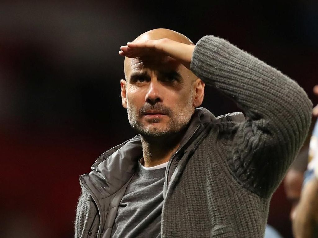 Man City: Rumor Guardiola ke Juventus Menggelikan