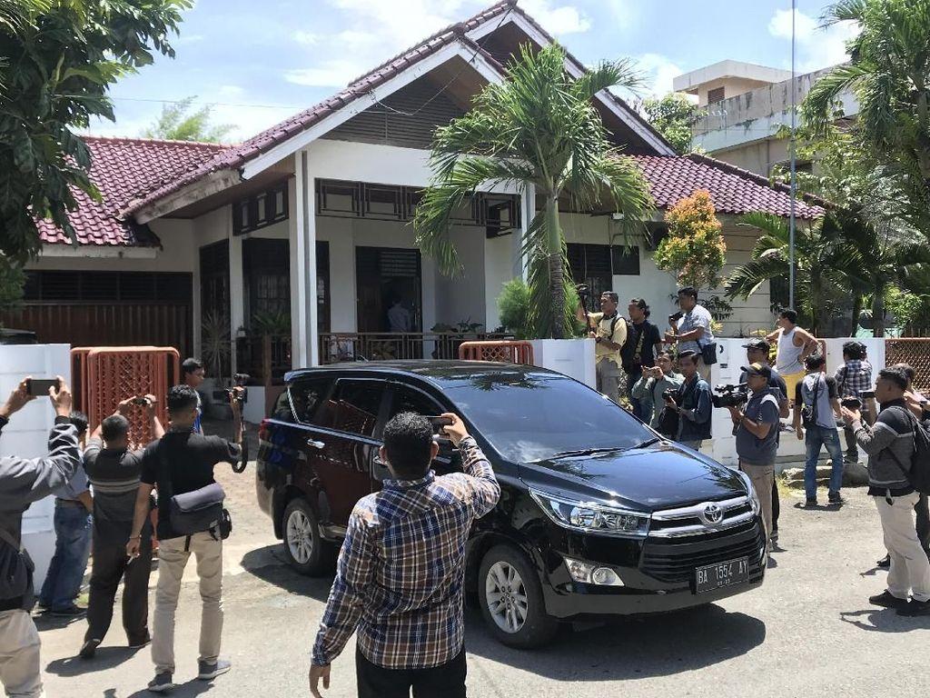 Jadi Tersangka di KPK, Bupati Solok Selatan Mundur dari Ketua Gerindra