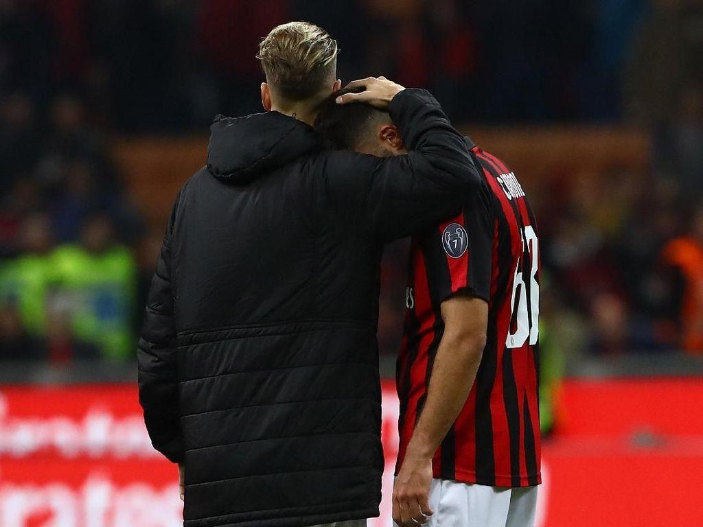Milan Terus Melangkah Mundur