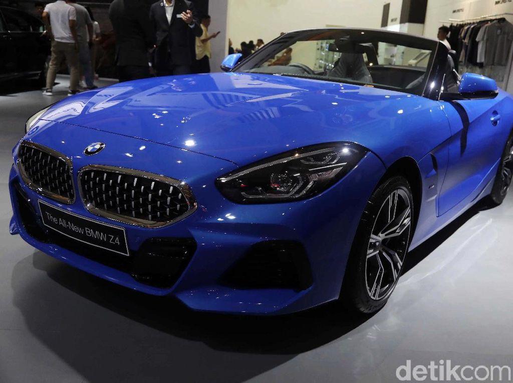 Melihat Kegarangan BMW Z4 Roadster