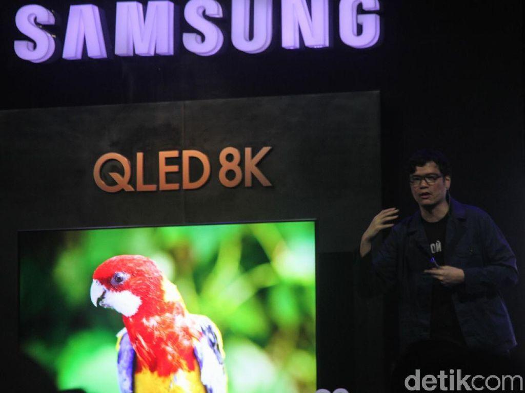 TV Pintar Samsung Kebagian Konten Premium Gratis