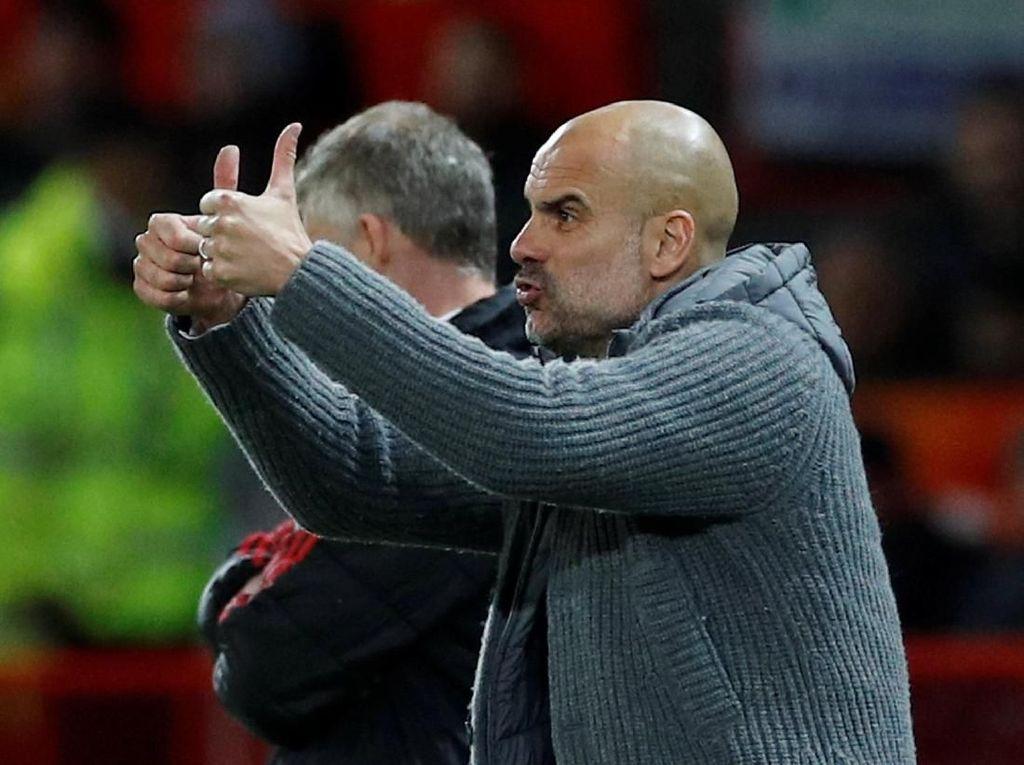 Guardiola: Tiga Poin dari Leicester, Lalu Jadi Juara di Kandang Brighton