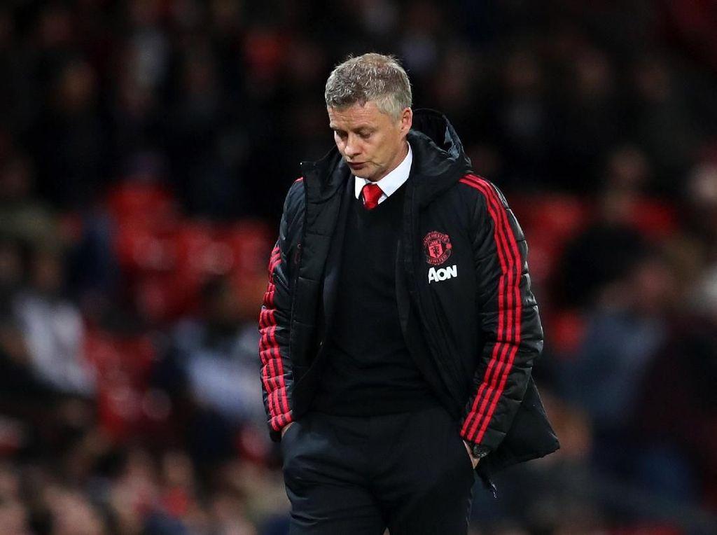 Man United Menurun, Solskjaer Bawa-Bawa Guardiola