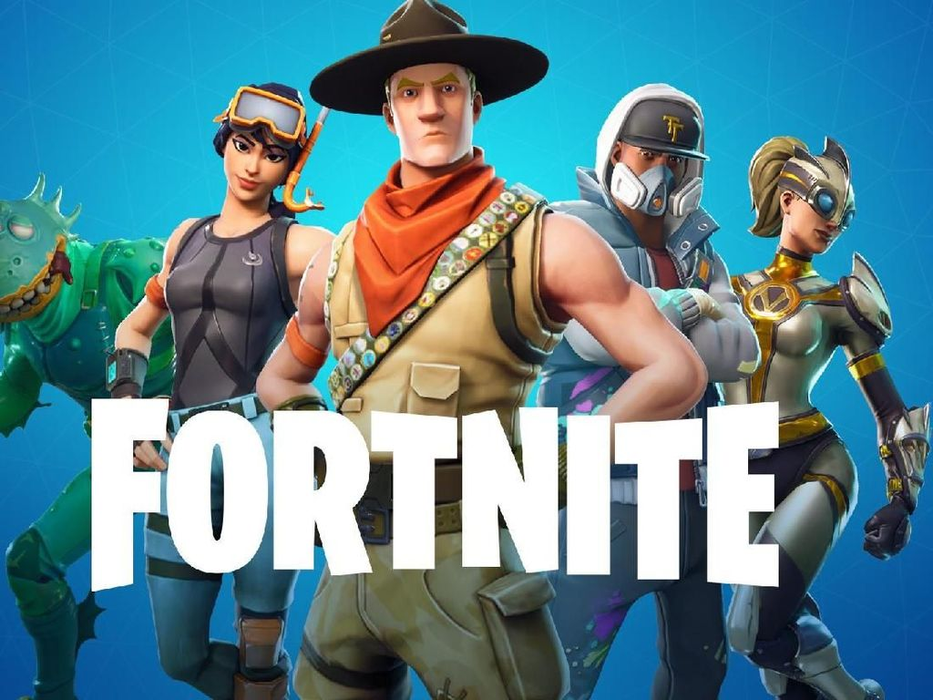 Epic Games Desak Apple Kembalikan Fortnite di App Store