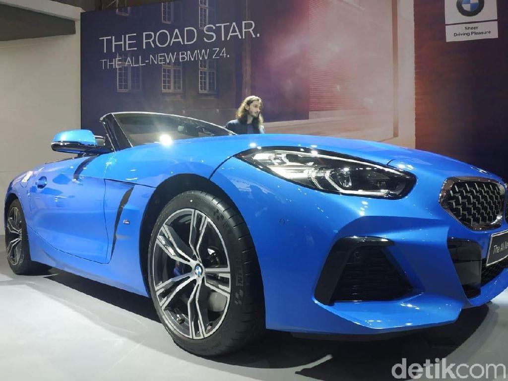 BMW Recall Z4 dan Toyota GR Supra