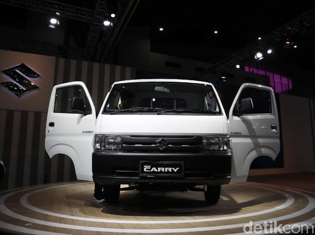 Suzuki Targetkan New Carry Pikap Bisa Beredar di 100 Negara