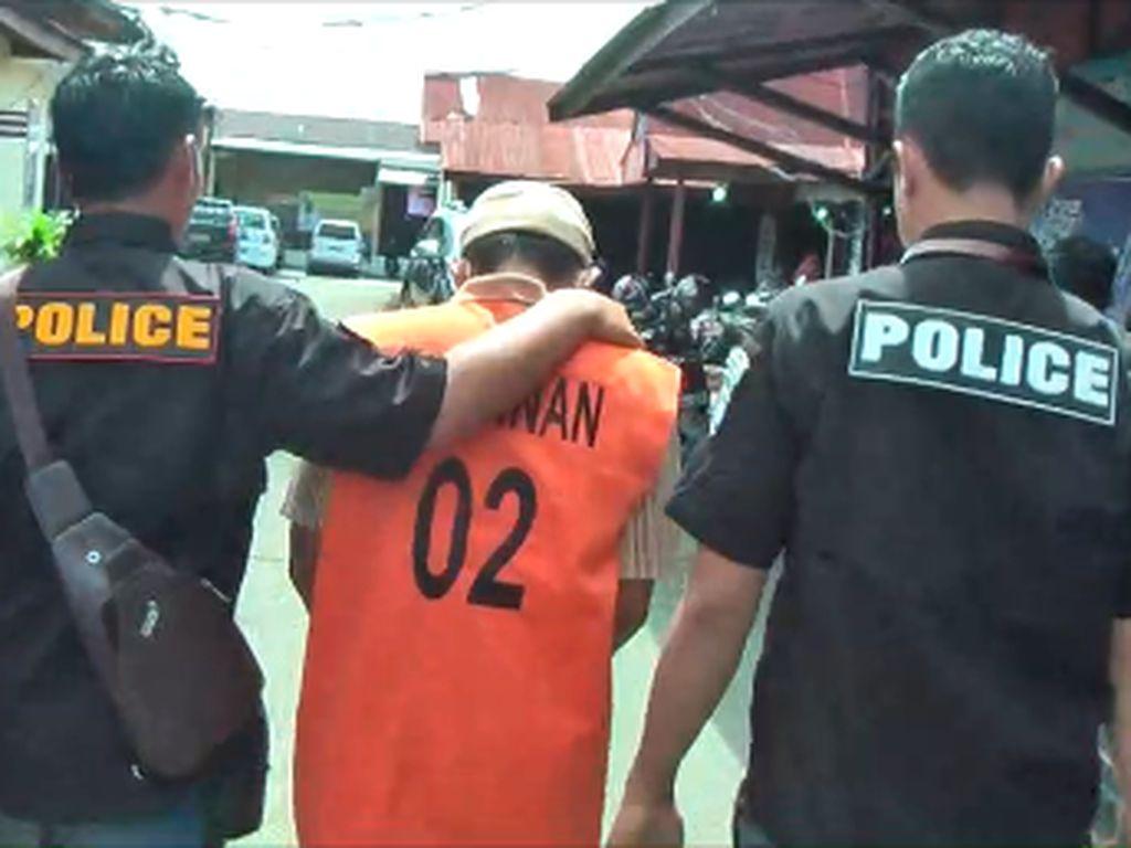 Polres Mamuju Tangkap Pelaku Penipuan Berkedok Travel Umrah
