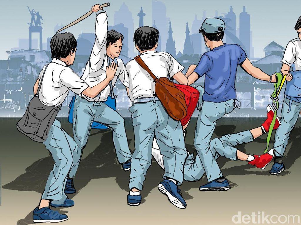 Tawuran Remaja di Palmerah Jakbar, Polisi: Sengaja Pengen Viral